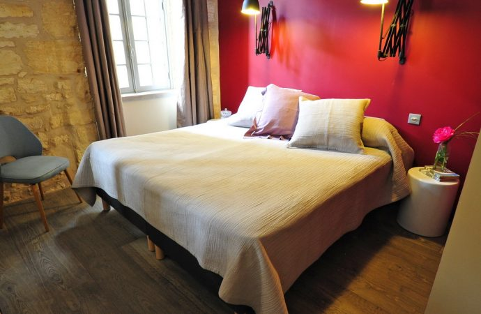 sarlat appartement luxe terrasse