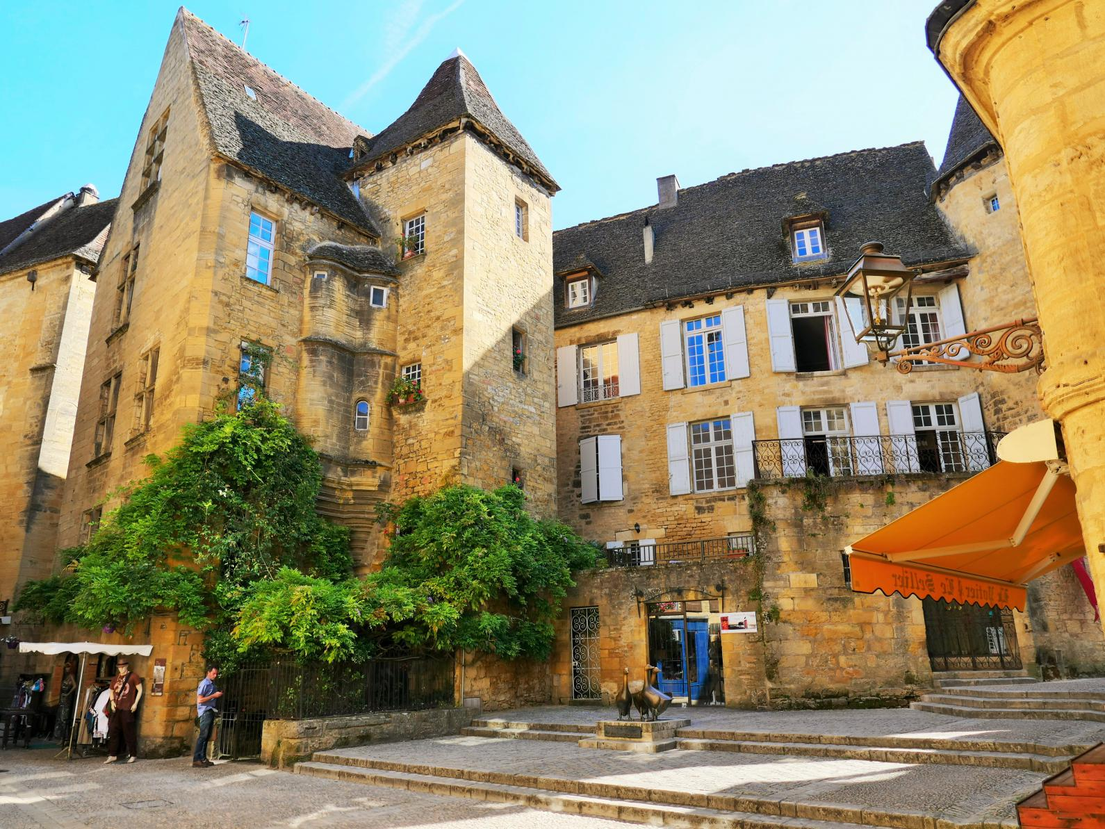 Sarlat Luxury Apartment 4 People Apartment In Sarlat