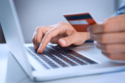 paiement par carte de credit