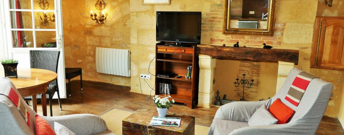 sarlat apartment city center