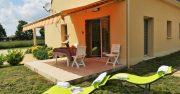 gite in Sarlat 2 people garden dordogne location vacances a louer